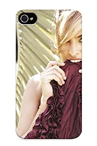 High Quality Shock Absorbing Case For Iphone 4/4s-eva Mendes (232)