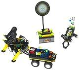 LEGO Alpha Team Bomb Squad, 191 Pieces, Building Blocks, 6775