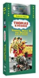 Thomas the Tank Engine and Friends - Thomas, Percy & The Dragon (with Toy) [VHS]