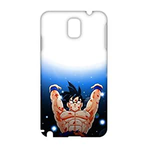3D Case Cover Cartoon Anime Dragon Ball Phone Case for Samsung Galaxy Note3