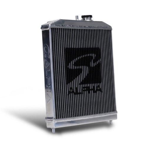 Skunk2 (349-05-1550) Alpha Series Radiator for Honda Civic CRX (Honda Crx Engine Swaps)