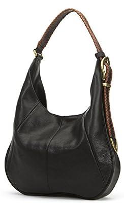 FRYE Jacqui Whipstitch Hobo Shoulder Bag