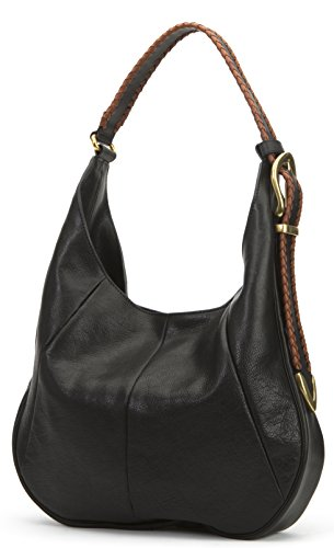 FRYE Jacqui Whipstitch Hobo, Black by FRYE