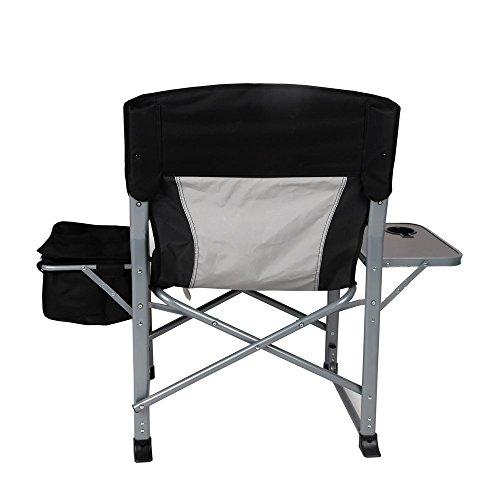 KingCamp Heavy Duty Steel Folding Chair ...
