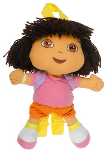 Dora Explorer Plush Doll - 6