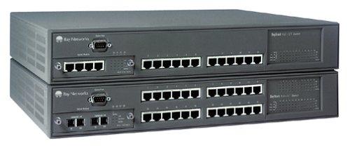 Nortel Networks Baystack 450-12T Enet Switch 12RJ45 10/100 Ports Stackable 1 Mda (Nortel Hardware)