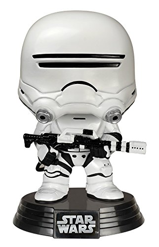 Funko POP! Star Wars: The Last Jedi - First Order Flametrooper - Collectible Figure