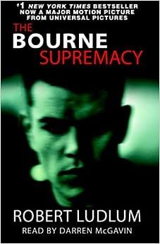 The Bourne Supremacy (Bantam audio cassette)