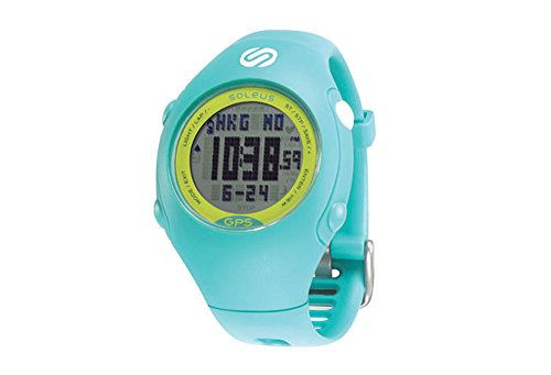 Soleus Women's SG006-356 GPS Mini Digital Display Quartz Blue Watch