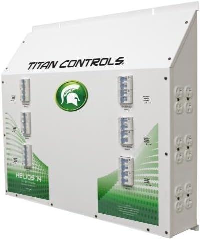 Titan Controls 24-Light Controller w Timer, 240V – Helios 14