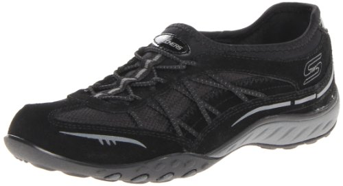 nbsp;Weekender Schwarz Breathe Sneakers Skechers Easy Blk Damen 8q1w6E