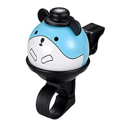 FirstBIKE Blue Mouse Bike Bell : Sports & Outdoors