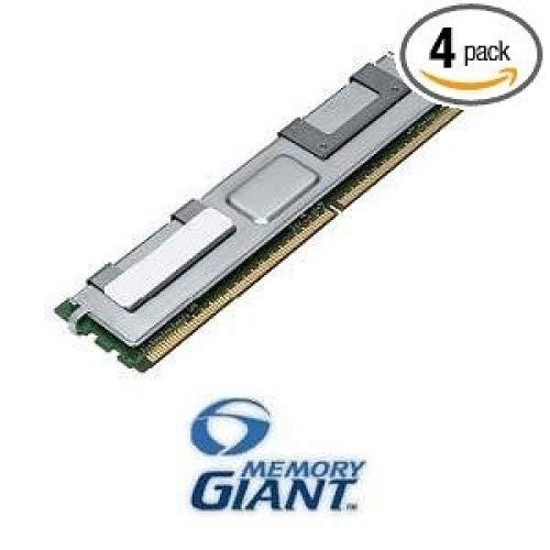 Memory RAM 4 HP//Compaq ProLiant  DL140 G3 DDR2 PC5300 FULLY BUFFERED 2x2GB 4GB
