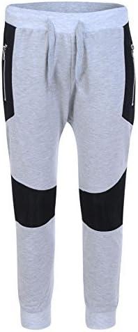 LOTMART Infantil Casual Gota Entrepierna Pantalones Jogging ...