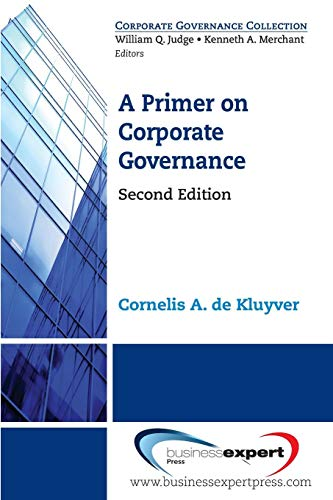 Top 5 best primer on corporate governance for 2019