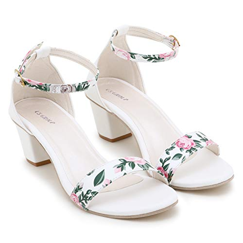 US GROUP Block Heels Sandal For Womens And Girl