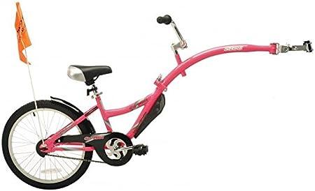 WeeRide 86459 Bicicleta Remolque Copilot, Unisex, Rosa, M: Amazon ...