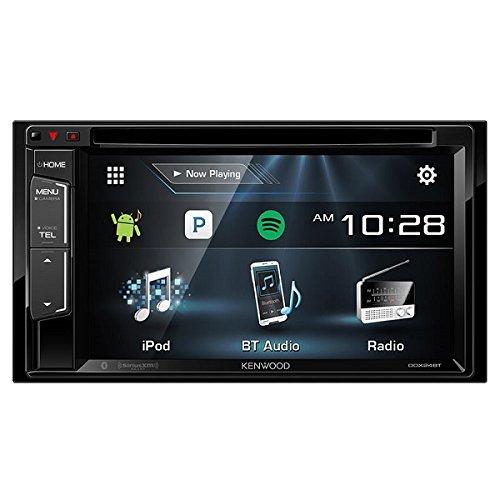 Kenwood DDX24BT Multimedia Receiver with Bluetooth