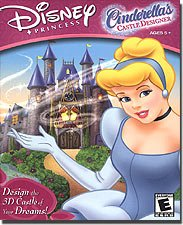 The Best Disney Cinderella's Castle Designer- - Design the 3D castle of your dreams! Cinderella's Castle builds on the creative and compelling legacy of Disney Princess games by giving girls the opportunity to create and decorate the castle of their dream by Generic
