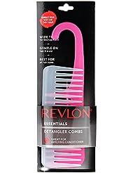 Revlon Essentials 2 Piece Tangle Free Comb Set
