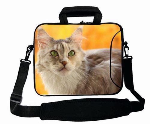 cool-print-custom-animals-cat-muzzles-yellow-blur-laptop-bag-suitalbe-boys-15154156-for-macbook-pro-