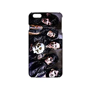 Cool-benz Personality women with skull 3D Phone Case for iPhone 6