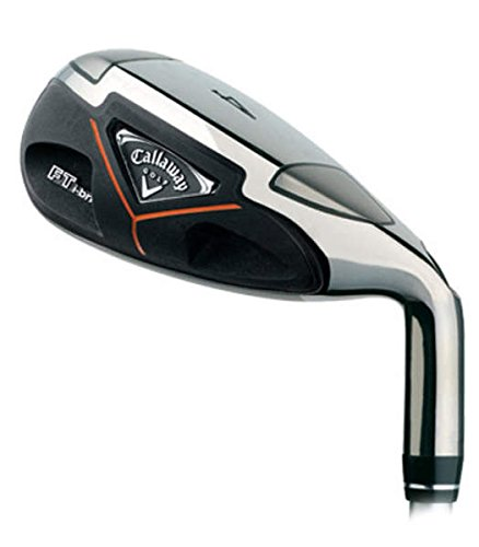 Callaway Ft Individual Iron - Callaway FT i-Brid Single Iron 9 Iron Stock Graphite Shaft Graphite Ladies Right Handed 35 in