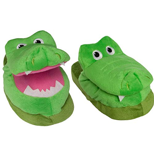 Tekno Products Crazy House Slippers For Women Kids Animated Moving Animal Cute Slippers Indoor Clog
