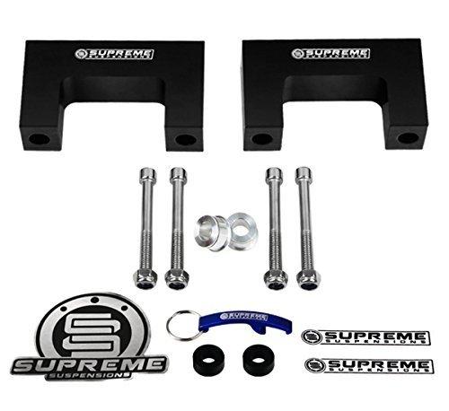 Dakota Hemi Dodge (Supreme Suspensions - Dodge Dakota Billet Shock Extension Kit 4x2 4x4 PRO)