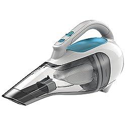 Black+decker Hhvi315jo42 Dustbuster Cordless Lithium Hand Vacuum, Flexi Blue