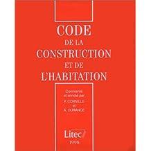 Code de la construction et de l'habitation (ancienne édition)