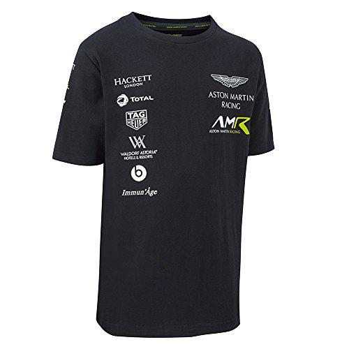 Aston Martin Racing Team Kids T-Shirt 2018 XL Blue