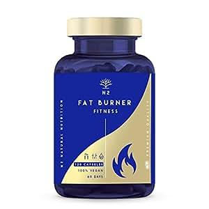 Quemagrasas Natural Termogénico Adelgazante Fat Burner