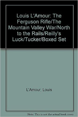 the ferguson rifle louis l amour