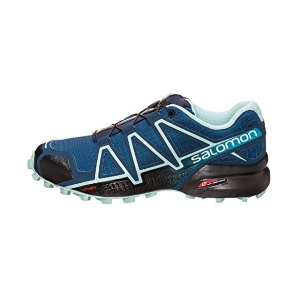 SALOMON Speedcross 4 W, Scarpe da Trail Running Donna 5 spesavip
