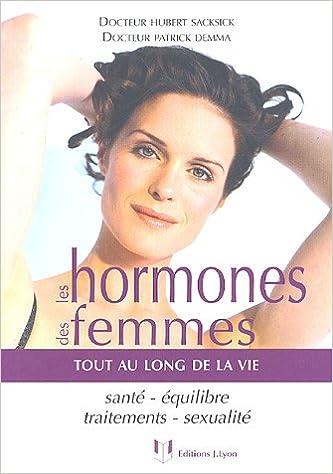 hormone feminine pour femme