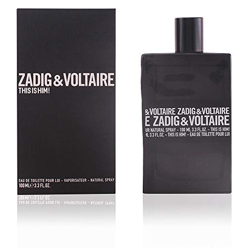 This is Him Zadig Voltaire for men Eau de toilette 3.3 ounce