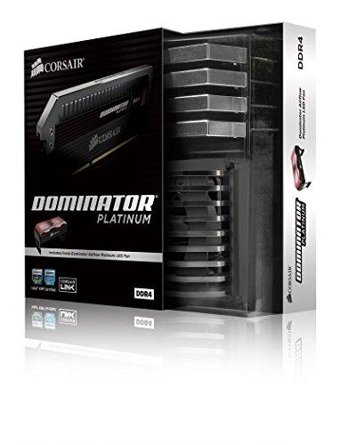 Corsair Dominator Airflow Platinum Rgb Led Memory Fan
