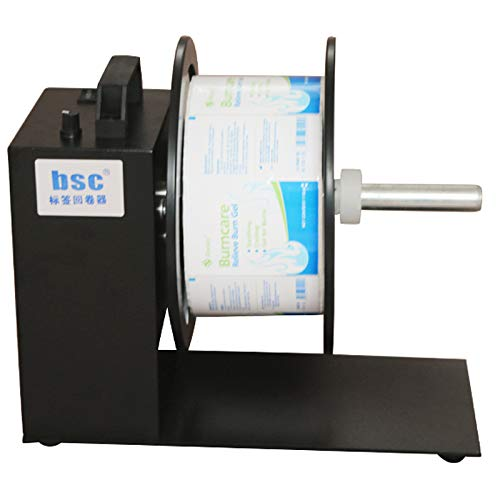 Label Rewinder for BSC-T8 Label Printer by TIANLUAN