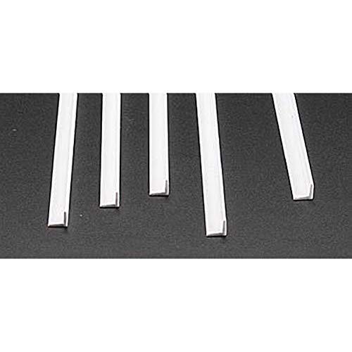 Plastruct AFS-8 Angle,1/4