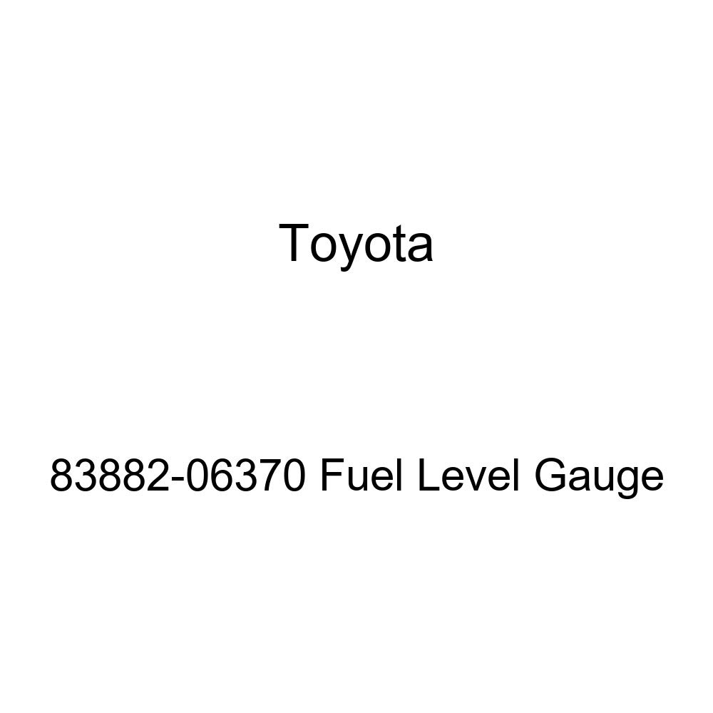Toyota 83882-06370 Fuel Level Gauge