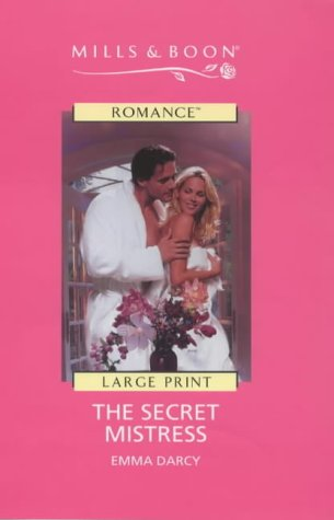 book cover of The Secret Mistress