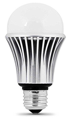 Feit Electric A19/HP/LED 5-LED High Performance A19 Bulb, 7.5W / 40W 120V Soft White E26 Medium Base