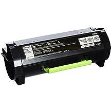 Lexmark 501H High Yield Return Program Toner Cartridge -Black -Laser -5000 Page