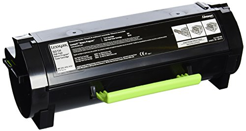 Lexmark 50F1H00 High Yield Return Program Toner by Lexmark