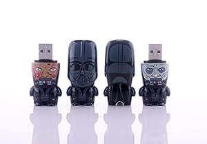 8GB Darth Vader Unmasked MIMOBOT USB Flash Drive