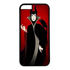 Durable Black PC Back Protection Case Cover For iPhone 6 Hard Shell Skin For iPhone 6 With Witch by lolosakes