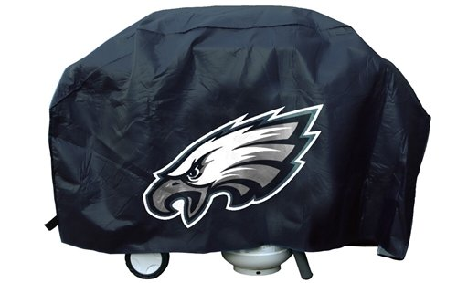 (Hall of Fame Memorabilia Philadelphia Eagles Deluxe Grill Cover with Protective)