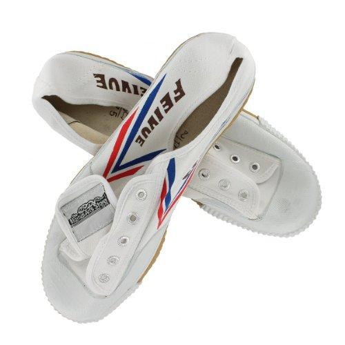 TMAS Wushu Shoes (White Feiyue Brand), 38