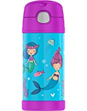 THERMOS F4101 FUNTAINER 12 Ounce Bottle, Mermaid